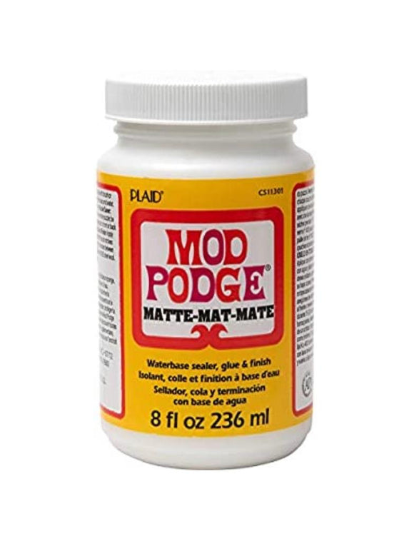 Plaid Mod Podge Matte Finish 8Oz