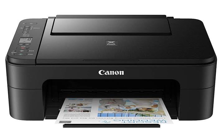 Canon E3370 Multi-function Color Printer