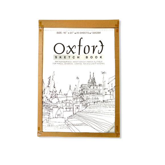 Oxfort A2 (16x23) size Drawing Book