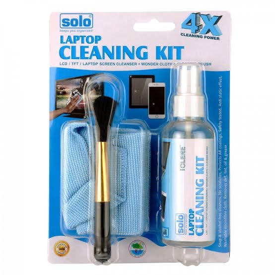Solo Lens and Glass Cleaning Kit