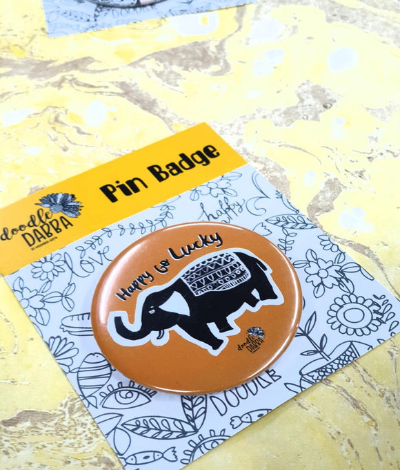 Quirky, Illustrative and Hand Lettered Badges