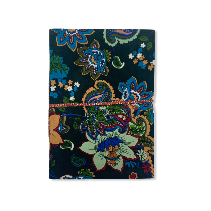 JAIPUR HAND MADE NOTE BOOK ( A4 CLOTH COVER 2 )