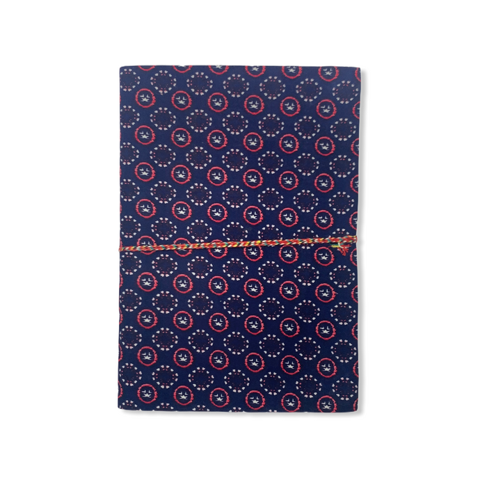 JAIPUR HAND MADE NOTE BOOK ( A4 CLOTH COVER 5 )