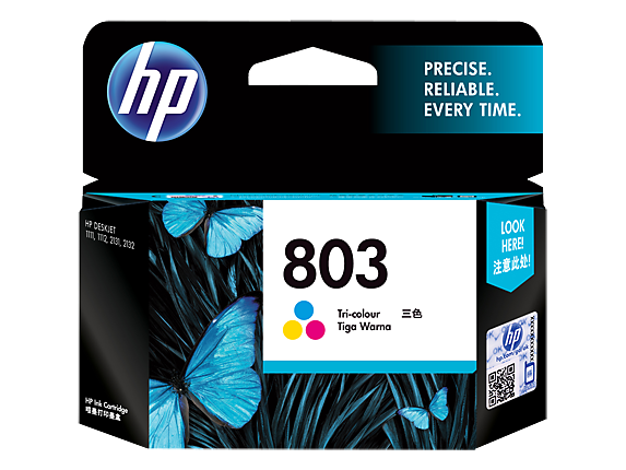 HP 803 COLOR CARTRIDGE