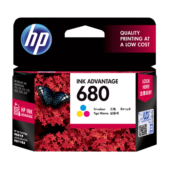 HP 680 COLOR CARTRIDGE