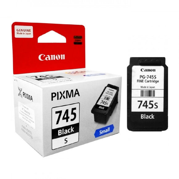 CANON 745s BLACK CARTRIDGE