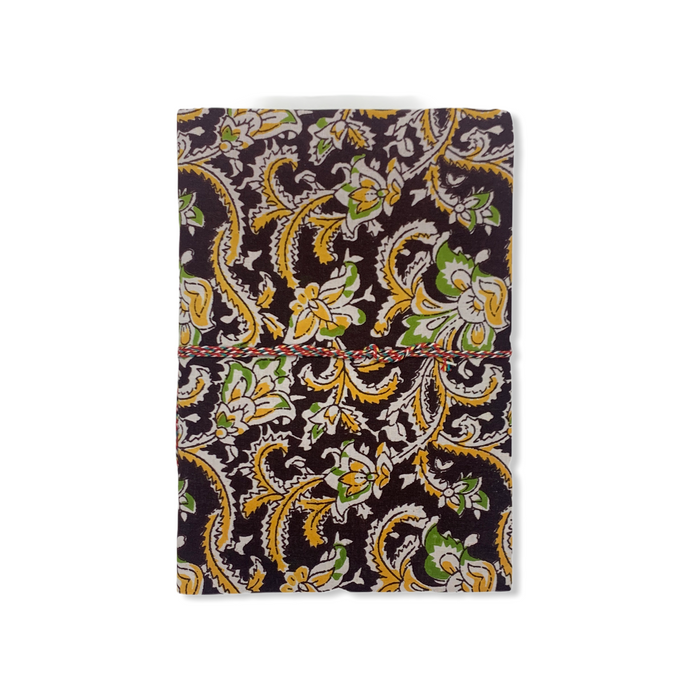JAIPUR HAND MADE NOTE BOOK ( A4 CLOTH COVER 6 )