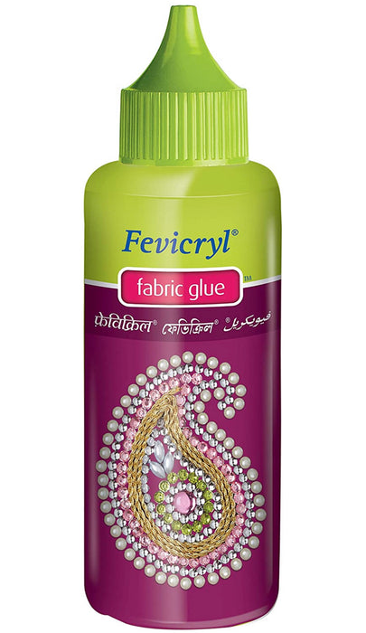 Fevicryl No Stitch Fabric Glue (30ml)