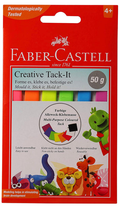 Faber-Castell Creative Tack-It(Multicolor)