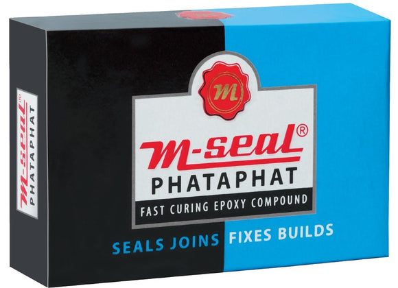 M-seal Phataphat Fast curing epoxy compound 25gm