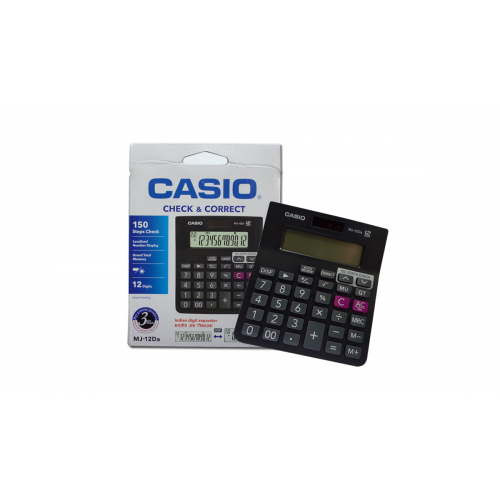 Casio Electronic Calculator- MJ100Da