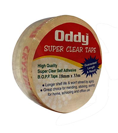 Oddy Double side mounting tape-18mm (Pack of 5)