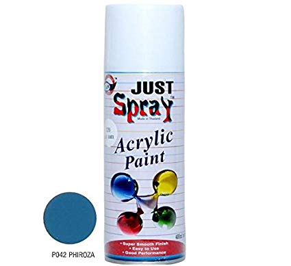 Just Spray Acrylic Paint ( Phiroza )