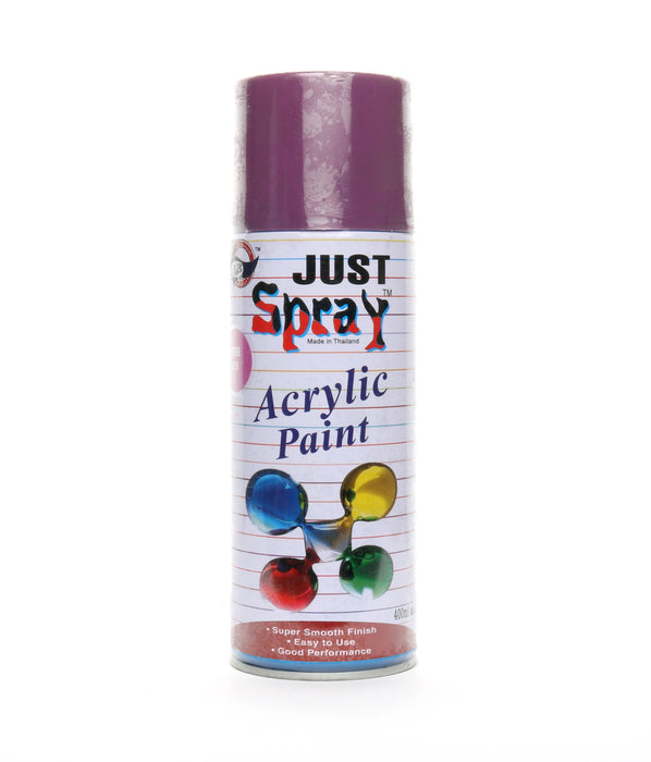 Just Spray Acrylic Paint ( Rose )
