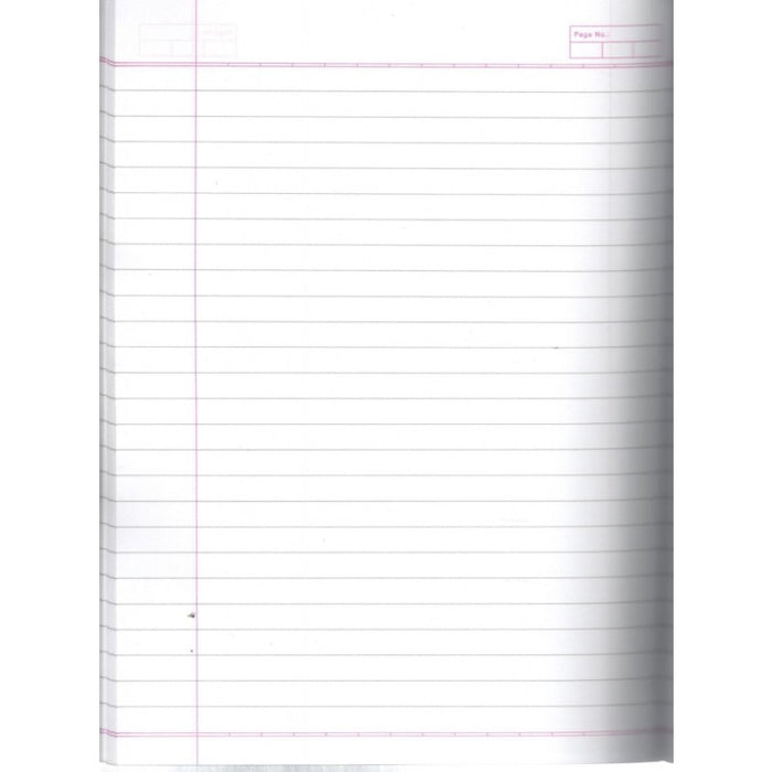 Classmate exercise book 27.2 x 16.7 cm- 256 pages (Pack of 5)