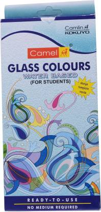 Camel Glass Colour Water Based