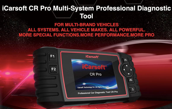 iCarsoft Car Diagnostic Tools