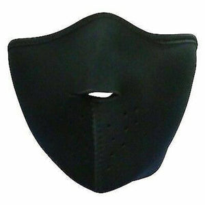 Motorbike Face Mask Warmth and Light Weight Neoprene Face Mask QQ