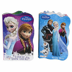 Baby Toys Children Assorted Disney Frozen Board Book LT For Girls