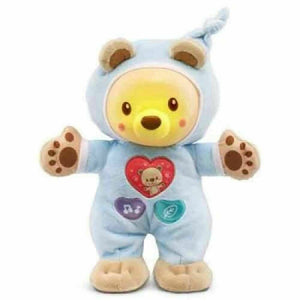 Babies Vtech Sleepy Glow Bear Soothing Night Light Musical Relaxing Toys AF