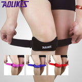 Knee Patella Jumper Runner Strap Brace for Tennis Football Compression Support