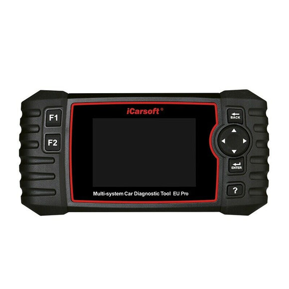 iCarsoft EU Pro Multi-brand Diagnostic Tool Multi-system For European Vehicles