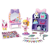 Girls Party Popteenies Surprise Box Playset Kids Baby Gift Item Toys