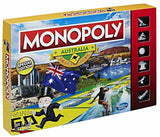 Child Toy Monopoly Australia Edition Family Board Card Game Kids Toys Gift Item