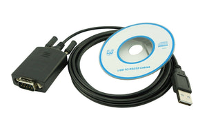 FTDI FT232 Brand New USB to Serial RS232 COM Converter Adapter Cable Win10/8 MAC