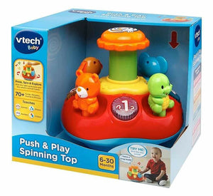 Vtech Baby Spinning Top Toys Disney Spin Learning Musical Gift Item For Kids Toy