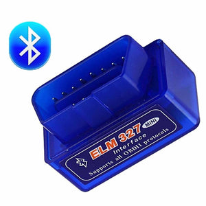 AU ELM327 V2.1 OBD2 Bluetooth Auto Car Scanner Android 4.0 4.3 Diagnostic Tool