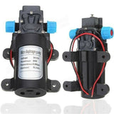 New Diaphragm Pressure Water Pump 12V Micro Car Automatic Switch Self Priming