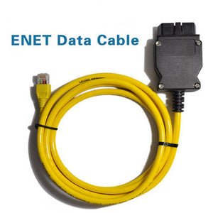 OBD2 ENET Ethernet Cable RJ-45 BMW F-Series ESYS Coding Programming Diagnostics