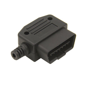 Scanner Tool Adapter  Obd2 Connector Universal 16 Pin Male Car Diagnostic