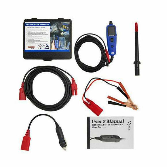 Vgate Power Probe Tester PT150 Electrical Diagnostic circuit Testing Tool TT