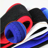 Basketball Soft GYM Sports Sweatband Exercise Wristband Arm Band Brace AOLIKES