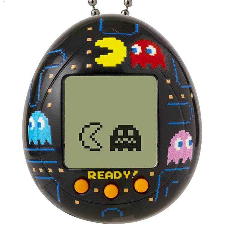 Pac-Man Tamagotchi Digital Pet