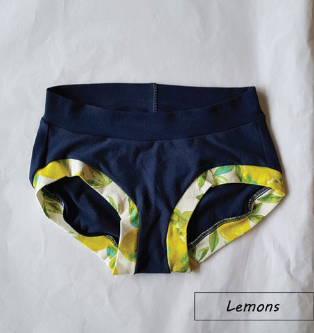 Ladies Hipster Briefs Size XS (8-10)