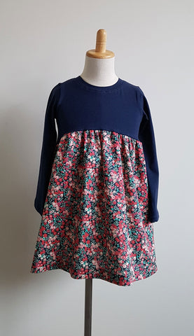 """Liberty"" Horizon Longsleeve Dress"