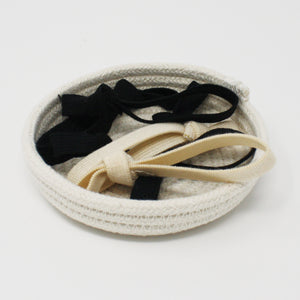 Cotton ECO-TWIST Trinket Tray
