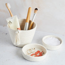 Load image into Gallery viewer, Cotton ECO-TWIST Trinket Tray