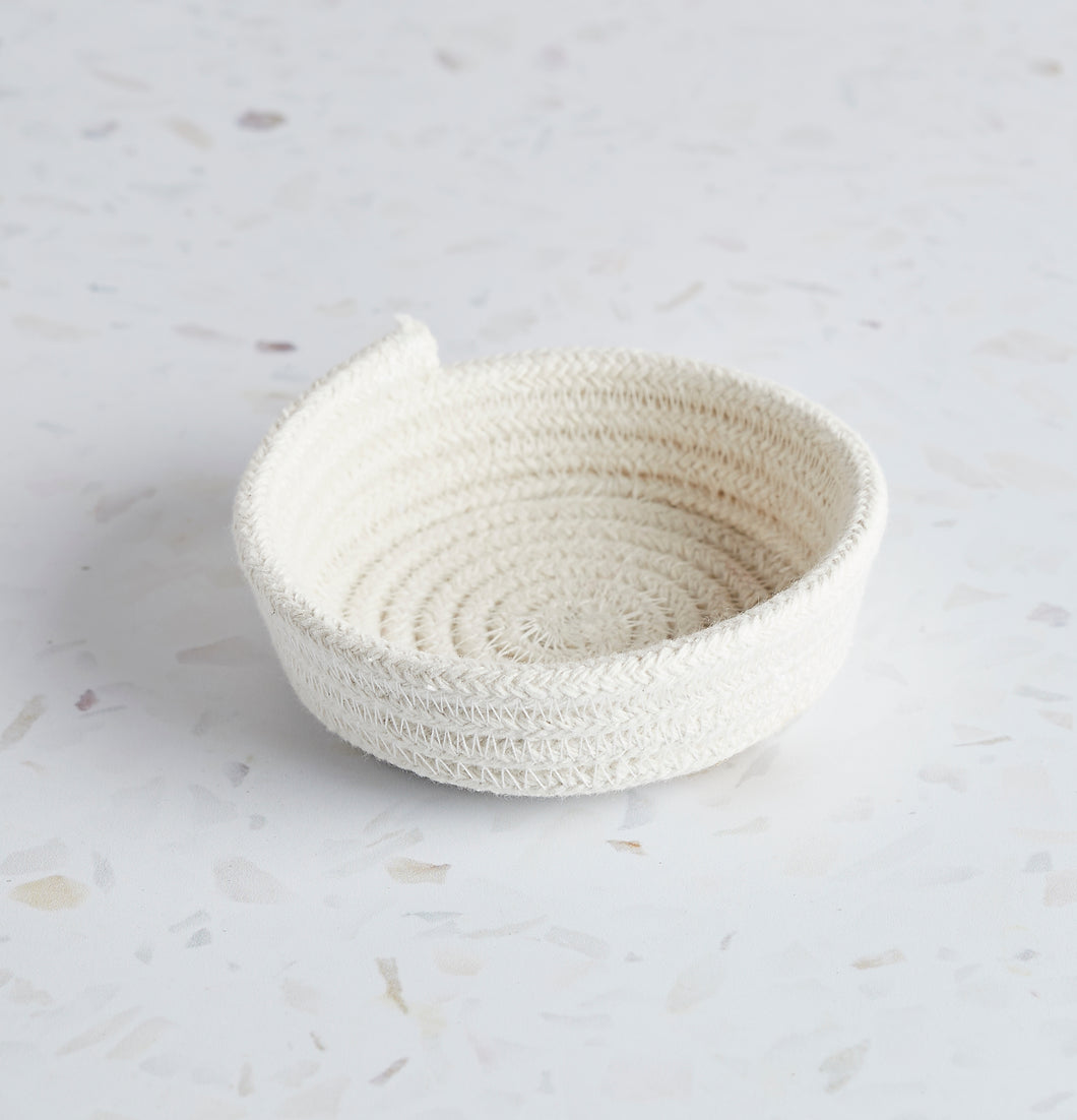 Small Cotton ECO-TWIST Bowl