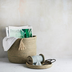 Jute ECO-TWIST Basket