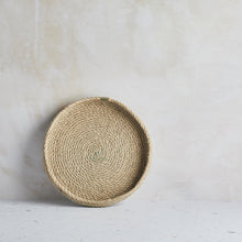 Load image into Gallery viewer, Jute ECO-TWIST Large Trinket Tray