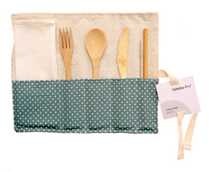 REDUCED - Cutlery Roll (old design)