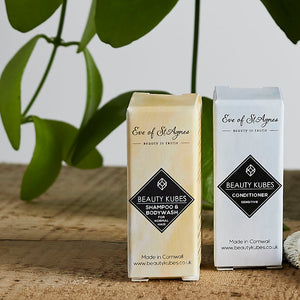 Plastic-Free Conditioner Kubes