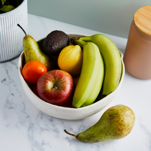 Fruit Bowl - 100% Cotton