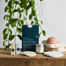 Load image into Gallery viewer, Eco-Friendly Luxury Pamper Box