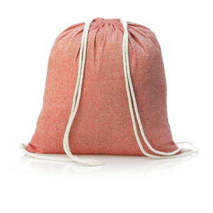 Recycled Cotton Backpack
