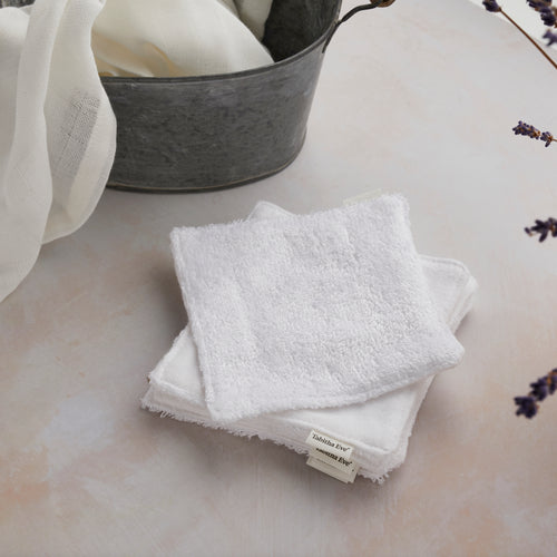 Bamboo & Cotton Travel Wipes
